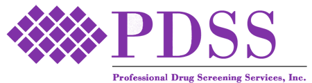Professional Drug Screening Inc. Logo